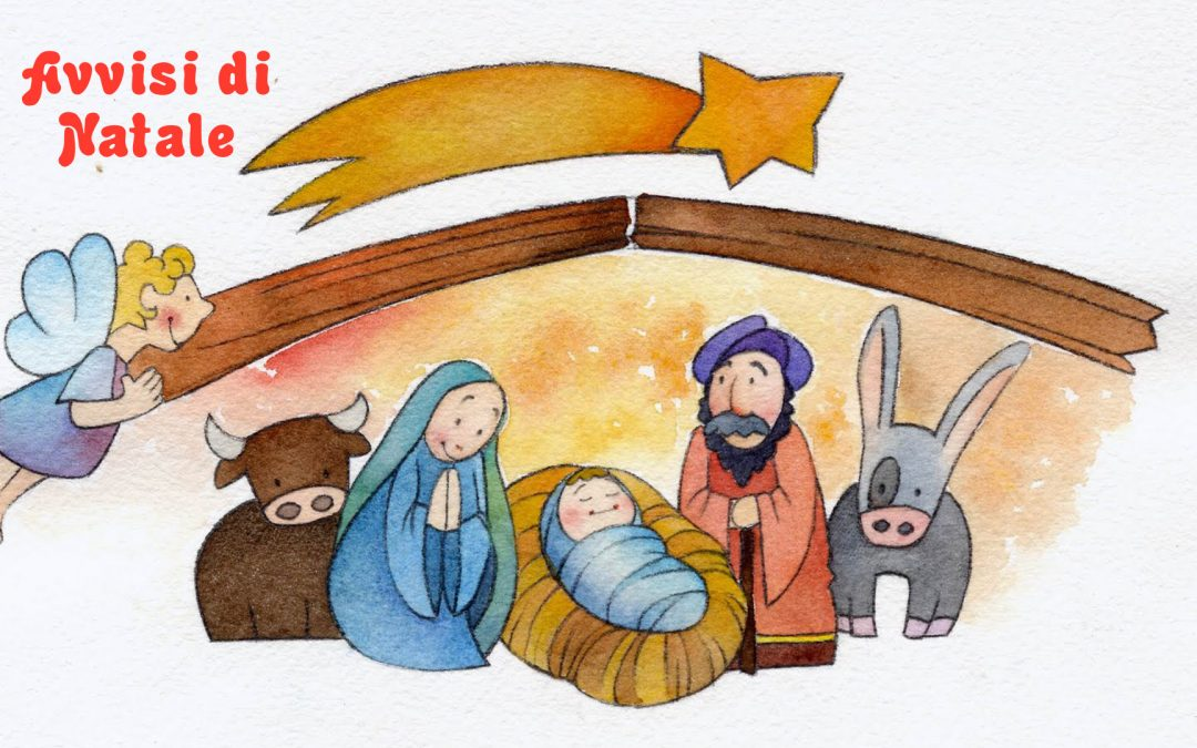Avvisi di Natale